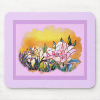 Peony Lovely Mouse Pads