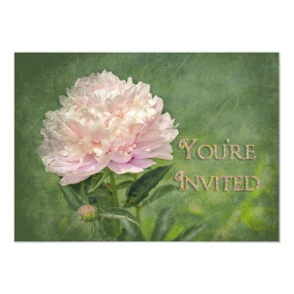 Peony Multi-Purpose Invitation