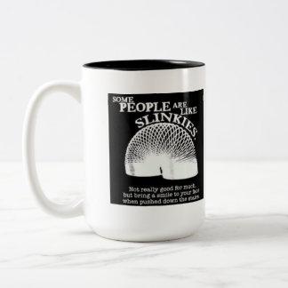 Peopl are like Slinkies Coffee Mug