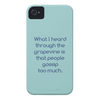 People and Gossip Case-Mate iPhone 4 Case