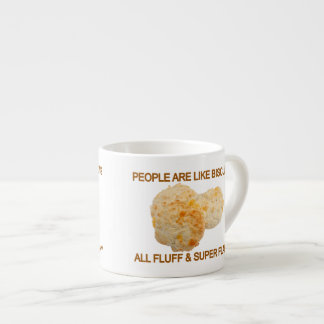 People Are Like Biscuits Espresso Cup