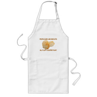 People Are Like Biscuits Long Apron
