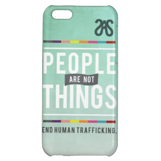 People are Not Things. iPhone 5 case