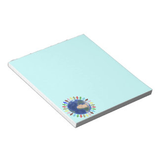 People Are People Memo Note Pad