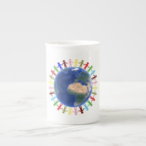 People Are People Porcelain Mug