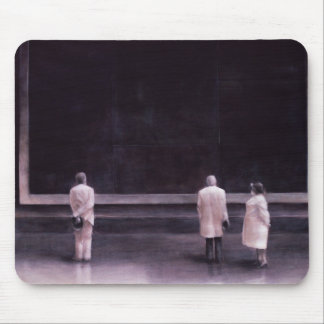People at an Exhibition 1990 Mouse Pad