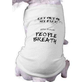People Breath T-Shirt