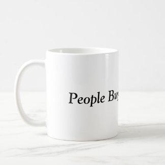 People Buy From People, MSR designs Classic White Coffee Mug