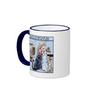 People Chow Ringer Coffee Mug
