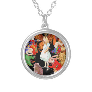 People Come and Go So Strangely Here Necklace