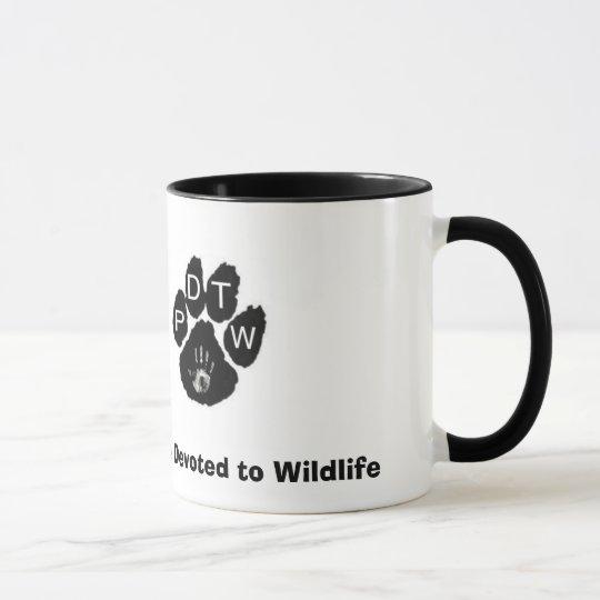 People Devoted to Wildlife Mug