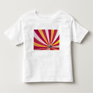 People filling a hot air balloon, Fort Collins, Toddler T-shirt