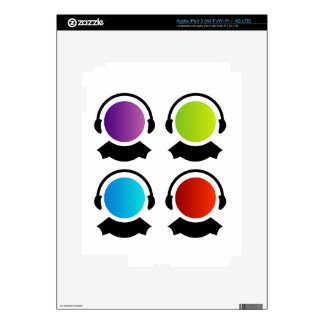 people for customer care center iPad 3 decal