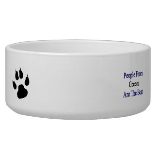 People From Greece Are The Best Dog Water Bowl