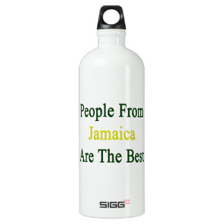 People From Jamaica Are The Best SIGG Traveler 1.0L Water Bottle