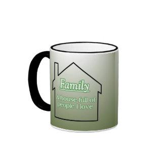 People I Love Coffee Mugs