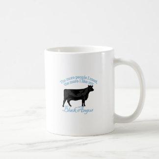 People I Meet Coffee Mug