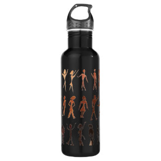 People in Motion Water Bottle