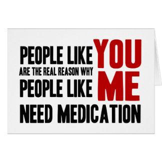 People Like YOU Card