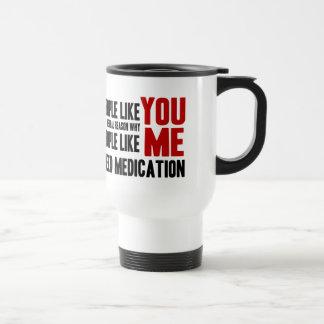 People Like YOU Travel Mug
