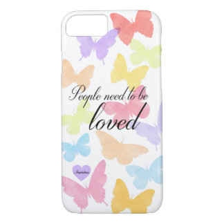 People need to sees loved iPhone 8/7 case