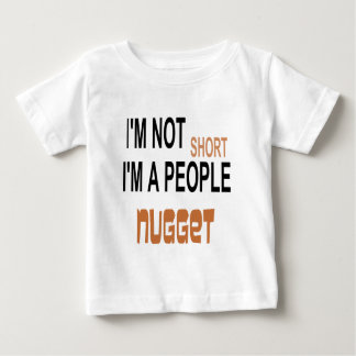 PEOPLE NUGGET FUNNY.png Baby T-Shirt