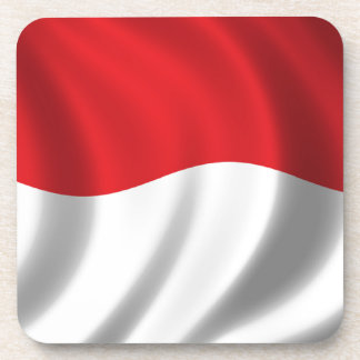 People of Indonesia Drink Coasters