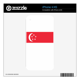 People of Singapore.png Skin For iPhone 4