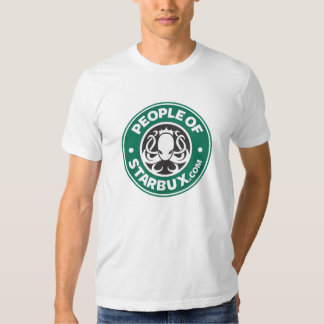 People of Starbux T-Shirt