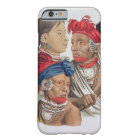 People of the Osagi Nation, from 'Le Costume Ancie Barely There iPhone 6 Case