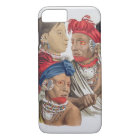 People of the Osagi Nation, from 'Le Costume Ancie iPhone 8/7 Case