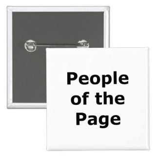People of the Page Button