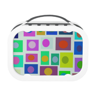 People of the World Blue Hue Lunch Boxes
