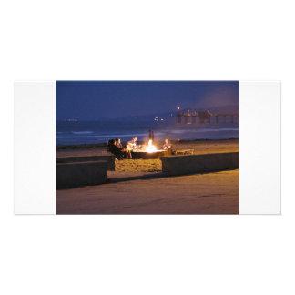 people-on-beach card