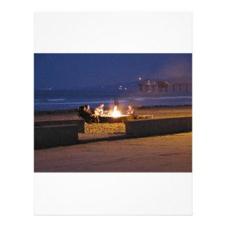 people-on-beach letterhead