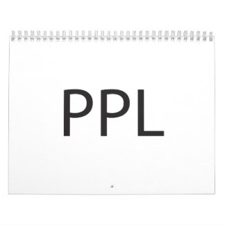 People -or- Pay-Per-Lead -or- Pay Per Lead.ai Wall Calendar