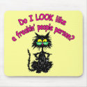 PEOPLE PERSON MOUSE MAT