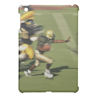 People playing football case for the iPad mini