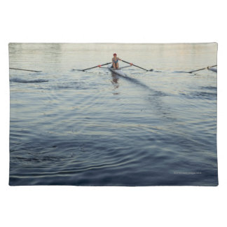 People Rowing Place Mat