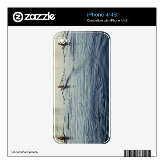 People Rowing Skin For The iPhone 4S
