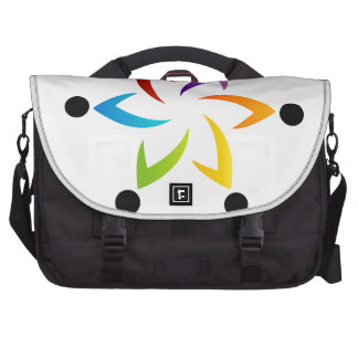 People together showing unity commuter bag