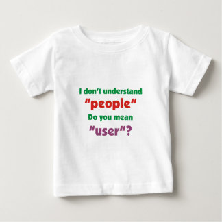 people user baby T-Shirt