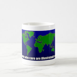 People Who Care Mug