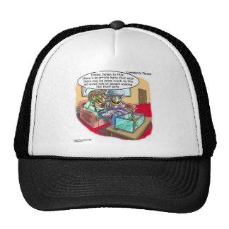 People Who Look Like Iguanas Funny Trucker Hat