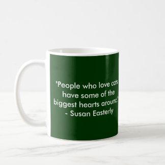 """People who love cats...... - Cat Birthday Mug"