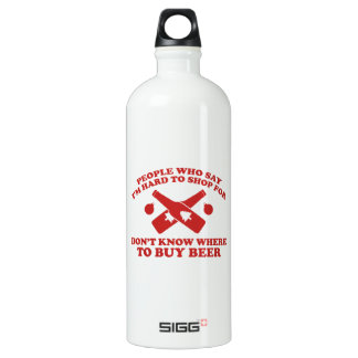 People Who Say I Am Hard To Shop For Don't Know Wh SIGG Traveler 1.0L Water Bottle
