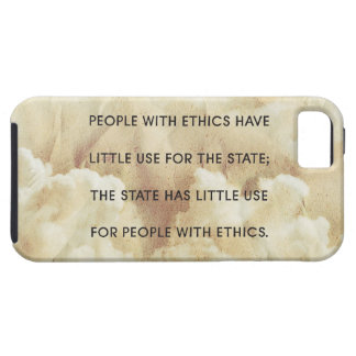 People With Ethics iPhone 5 Cover