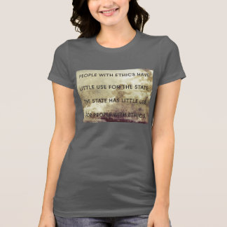 People With Ethics T-shirt