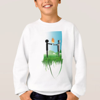 peoplerobot sweatshirt