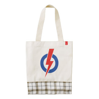 People's Action Party PAP Zazzle HEART Tote Bag